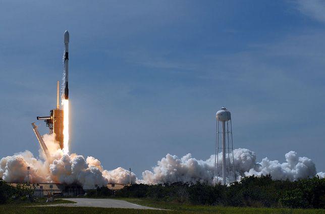 Start rakiety Falcon 9 w sobotę 30 maja o 21:22