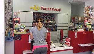 Awaria sparaliżowała placówki Poczty Polskiej.
