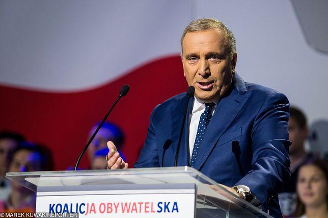 Grzegorz Schetyna w Ostrowie Wielkopolskim: panie Kaczyński, tak nie wygląda służba zdrowia