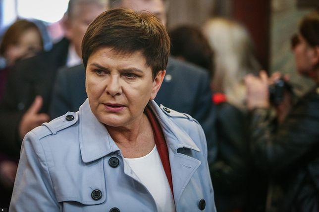 """Wypadek Beaty Szydło. Wiadomo, co z """"najdroższym rozbitym w Polsce samochodem"""""""