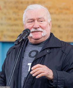 Wałęsa doradza żonie: Czas na młodszy model