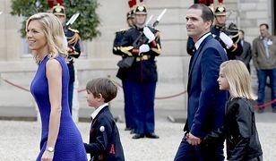 Rodzina Macrona prezentuje nienaganne stylizacje na zaprzysiężeniu prezydenckim