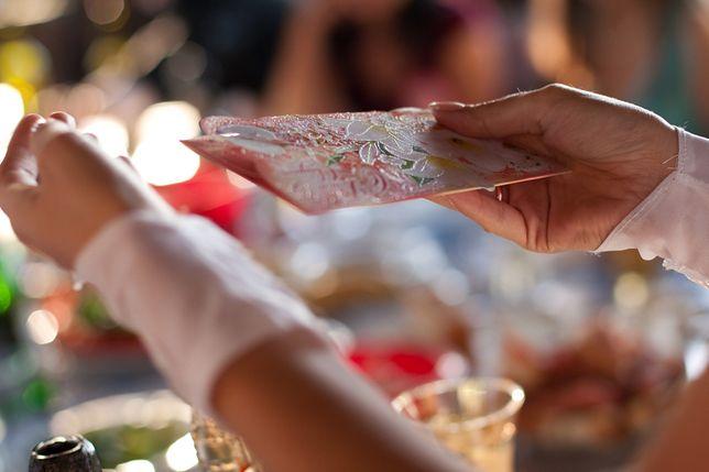 Koperta na wesele
