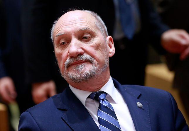 Minister nie wykluczył, że reżim Putina planuje rozpoczęcie wojny