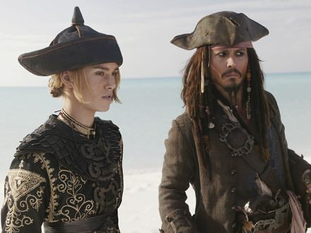 """""""Piraci z Karaibów"""" już nie dla Keiry Knightley"""