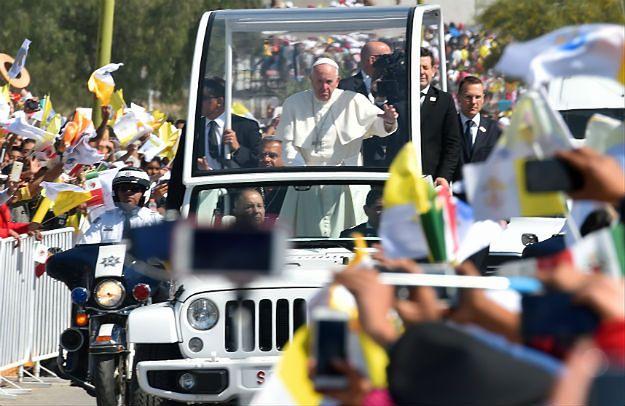 Ponad 300 tys. osób na papieskiej mszy w Ecatepec - jednej z najniebezpieczniejszych gmin Meksyku