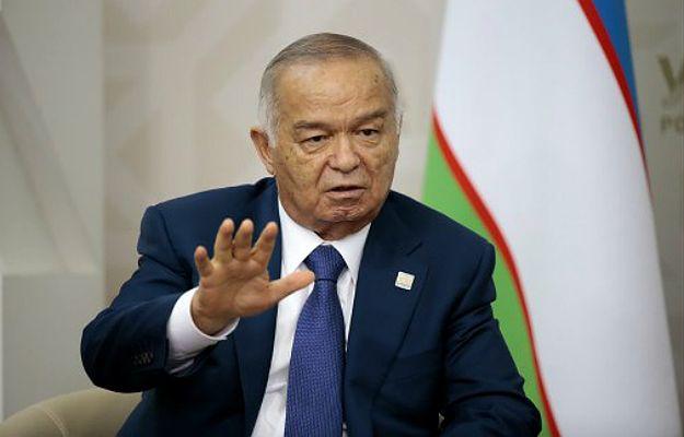 Prezydent Uzbekistanu w szpitalu. Nie podano żadnych szczegółów na temat choroby Isłama Karimowa