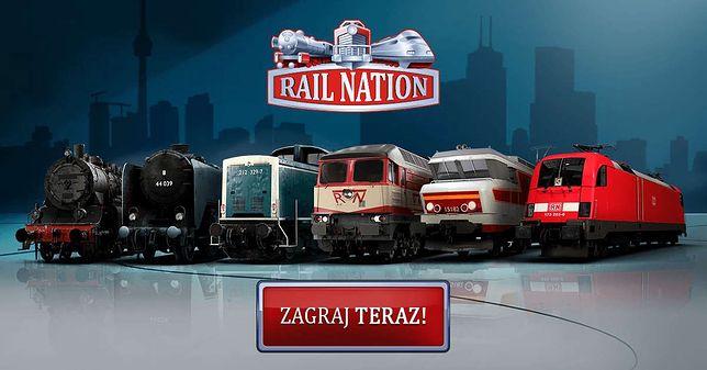 Miesiąc kolejowy wtacza się do Rail Nation!