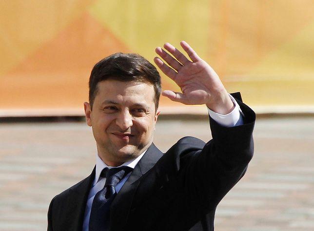 Ukraina. Zwycięstwo partii Zełenskiego
