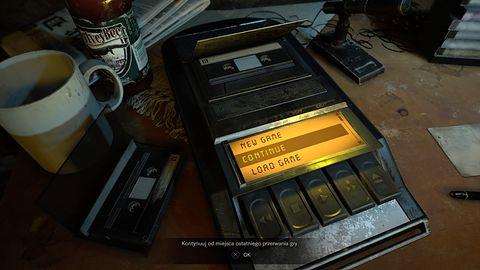 Na tapecie: Resident Evil 7: Biohazard