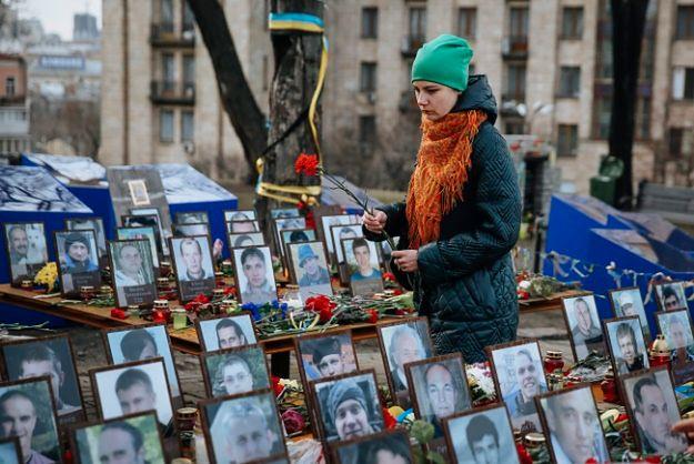 Druga rocznica tragedii na Majdanie