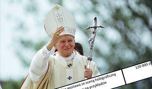 120 tys. złotych na wystawę o ojcostwie, na przykładzie doświadczeń papieża
