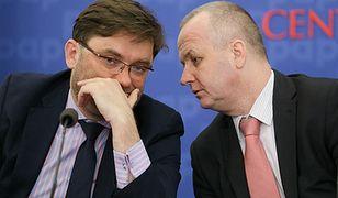 Tamborski odchodzi z MSP