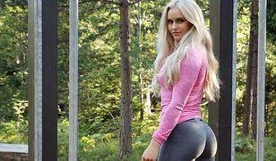 Anna Nyström – piękna dziewczyna, której figura budzi kontrowersje