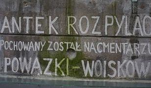 """Warszawa. """"Antek Rozpylacz"""" zabytkiem. Niezwykła pamiątka z Powstania"""