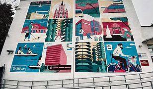 Wawer w dwunastu obrazkach. Sztuka lokalnej dumy