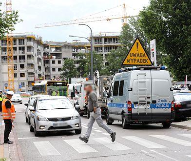 Warszawa. Wypadek autobusu na Bielanach. GITD rozpoczyna kontrolę