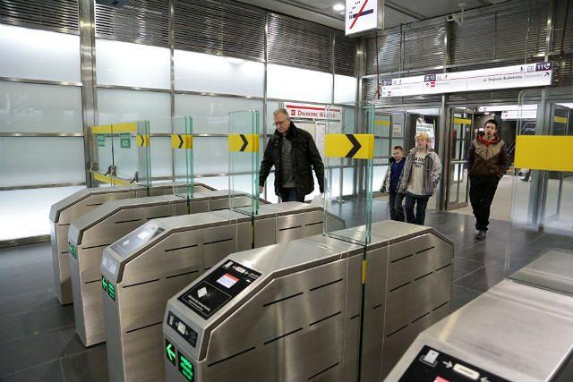 Ruszyła II linia metra w Warszawie