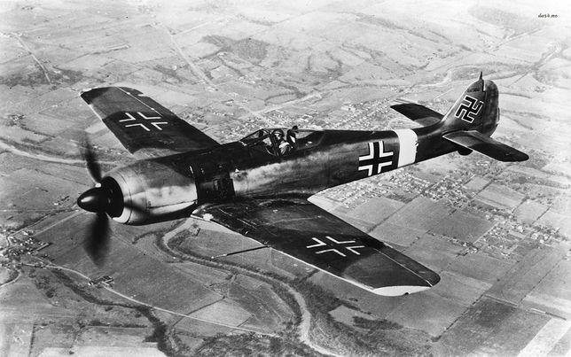 W operacji Bodenplatte brały udział m.in. samoloty Focke-Wulf Fw 190