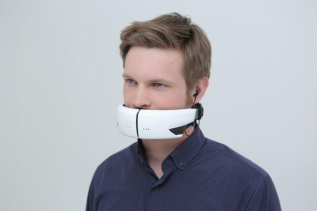 Prywatne rozmowy w biurze czy komunikacji miejskiej? Z tym urządzeniem nikomu nie będziesz przeszkadzał. Za projektem stoi ukraiński startup