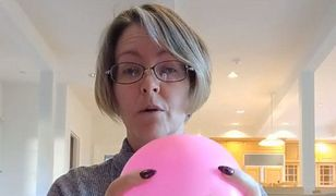 Liz Chalmers edukuje kobiety na Faceboku