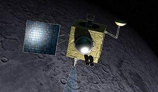 Zaginiona sonda odnaleziona na orbicie Księżyca. NASA znalazła igłę w stogu siana