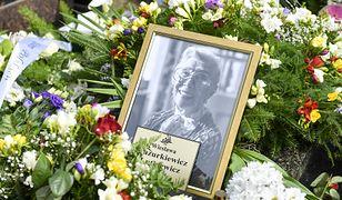 Pogrzeb Wiesławy Mazurkiewicz. Aktorkę pożegnało wiele gwiazd