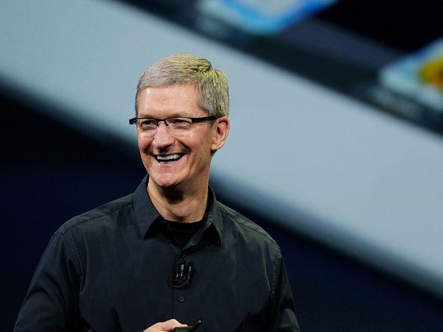 """Apple - nikt nie zrobi lepszej """"reklamy"""" niż prezes"""