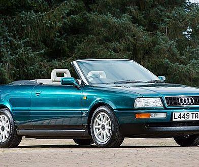 Audi 80 Cabriolet Księżnej Diany trafi na aukcję
