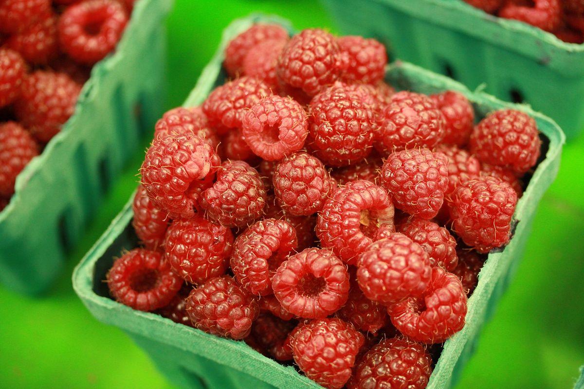 Drogie owoce. Ceny malin będą jednak spadać