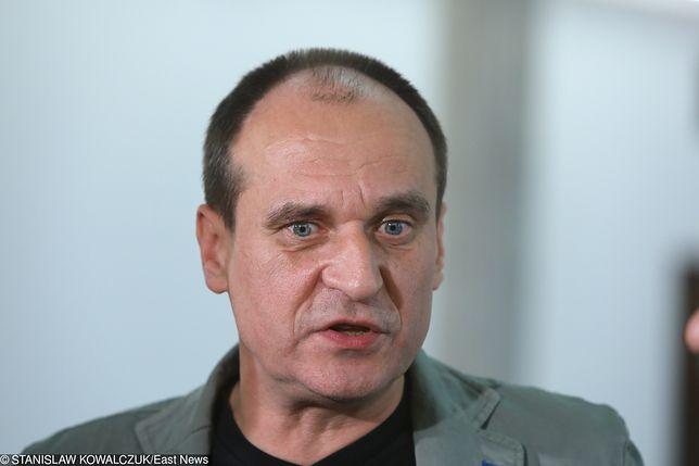 Paweł Kukiz zarzuca PO, że kiedy rządziła, nie zmieniła ustroju w Polsce