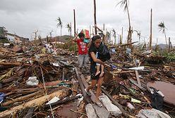 Władze Filipin: bilans ofiar tajfunu Haiyan przekroczył 5 tys.