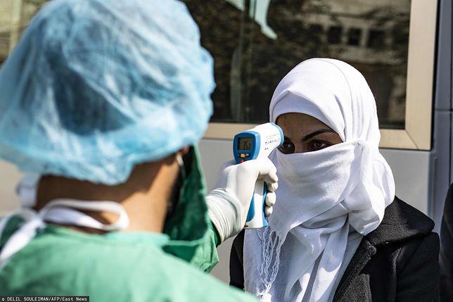 W Syrii potwierdzono 19 przypadków koronawirusa. Ale nieoficjalnie mówi się o tysiącach