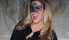 Karolina Szostak na Balu Maskowym 2016