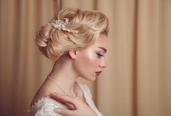 Dodatki do fryzury ślubnej