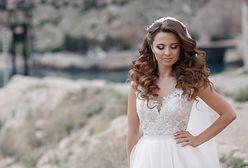 Fryzury ślubne z długich włosów