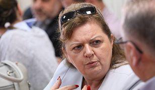 Renata Beger ma nadzieję, że przyczyna śmierci Andrzeja Leppera zostanie kiedyś wyjaśniona