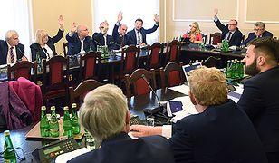 Ustawa o statusie sędziów TK. Burzliwe obrady sejmowej komisji sprawiedliwości