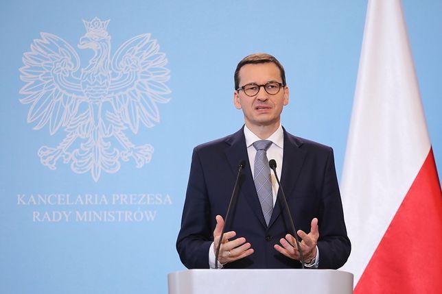 Mateusz Morawiecki stawia warunki ws. rozdziału unijnych stanowisk