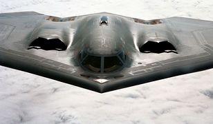 Amerykański bombowiec strategiczny B-2 Spirit