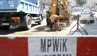 Prace w centrum miasta potrwają do 2013 roku