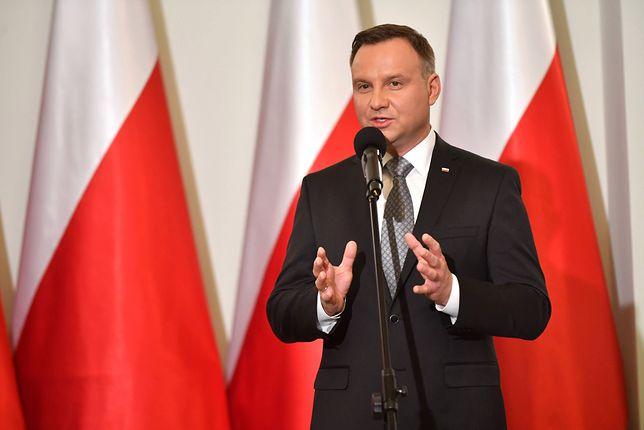 Andrzej Duda podjął decyzję. Podpisze ustawę dot. zmian w kodeksie wyborczym