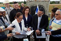 Uczczono 75. rocznicę mordu Żydów w Jedwabnem