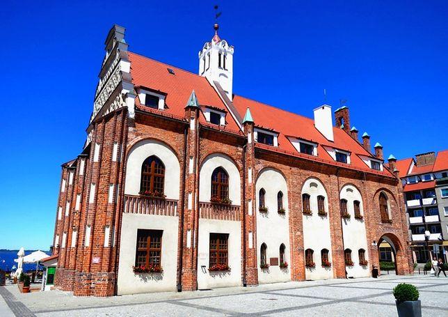 To jedna z miejscowości leżąca nad Bałtykiem