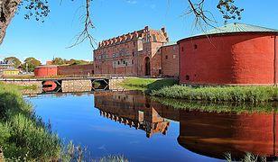 Zamek Malmöhus to malowniczy średniowieczny obiekt