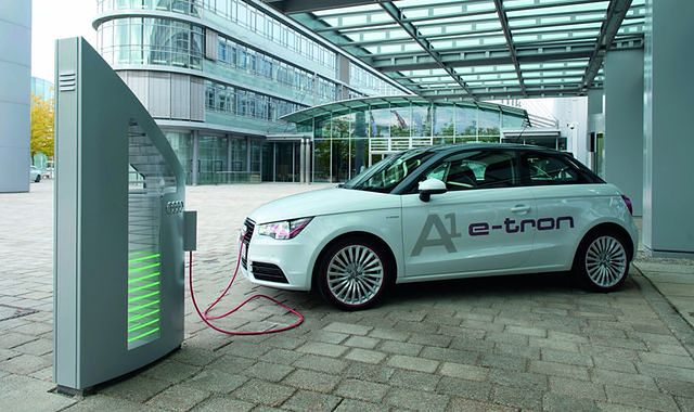 Audi A1 e-tron testowany na szeroką skalę