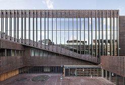Najpiękniejszy ceglany budynek na świecie 2020. Znajduje się w Katowicach