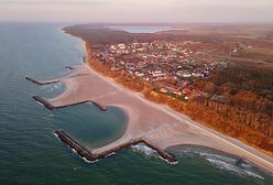 Oto największa plaża w Polsce... a nawet w Europie!
