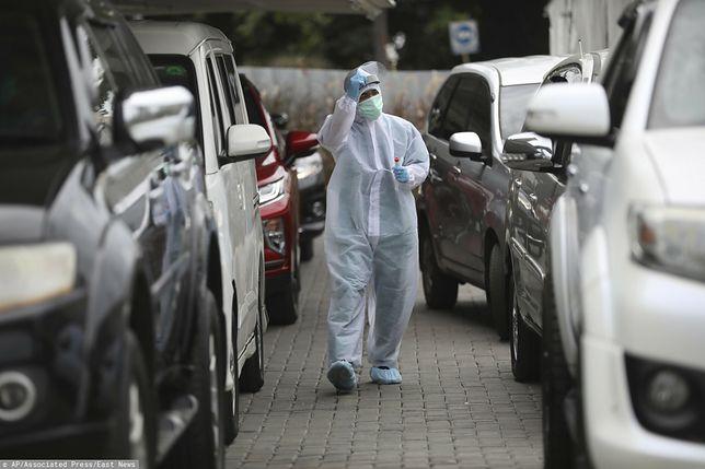 Nowy szczep koronawirusa. Wielka Brytania. Pojawiła się kolejna mutacja. Rząd wprowadza dodatkowe obostrzenia - zdjęcie ilustracyjne