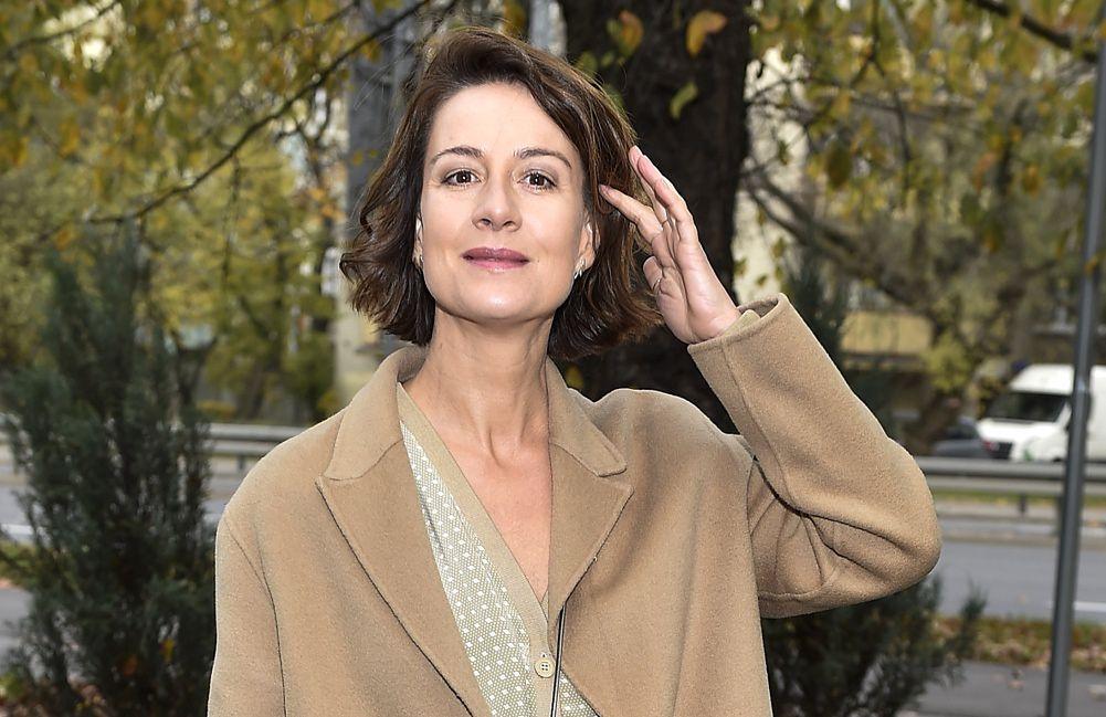 Maja Ostaszewska pokazała się w nowej fryzurze
